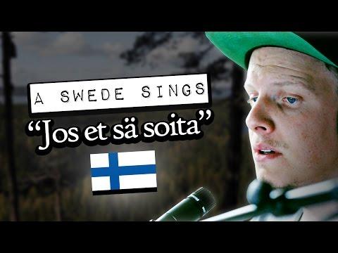 A Swede Sings: