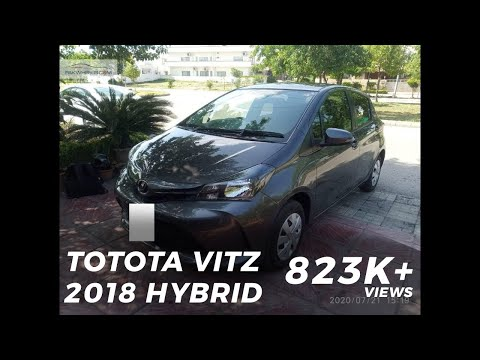 Toyota Vitz Hybrid Detailed Review Price Specs Features