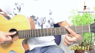 How deep is your love (Bee Gees) guitar lesson fingerstyle |www.tamsguitar.com