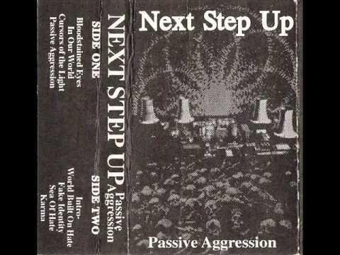 NEXT STEP UP - Pasive Aggression 1992 [FULL DEMO]