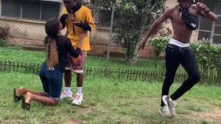 "Download lagu ""Bolanle"" by Zlatan ft IVD (official dance video)"