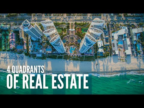 Four Quadrants of Real Estate Investing - Grant Cardone