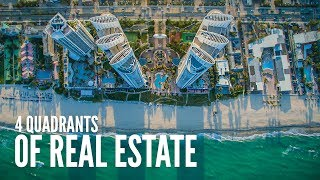 Four Quadrants of Real Estate Investing - Grant Cardone