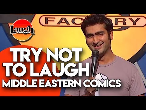 Try Not To Laugh  Middle Eastern Comics  Laugh Factory Stand Up Comedy