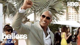 Ballers The Story So Far Season 4 Recap  HBO