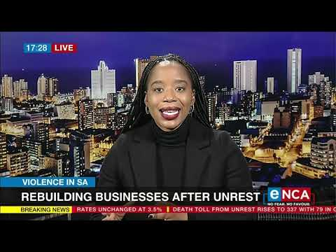 Violence in SA | Business owners face intimidation