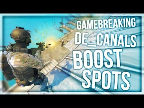 GAMEBREAKING DE_CANALS BOOST SPOTS