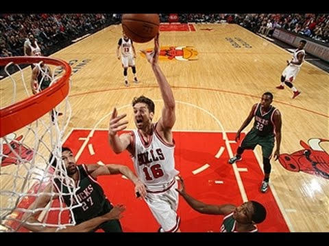 Pau Gasol Scores Career-High 46-Points