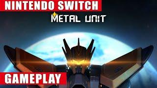 Metal Unit Nintendo Switch Gameplay