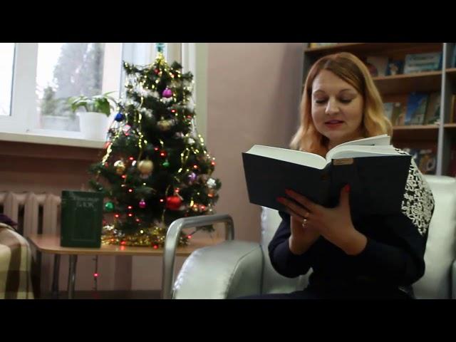 Изображение предпросмотра прочтения – ЕленаМуссаурова читает произведение «Ветхая избушка» А.А.Блока