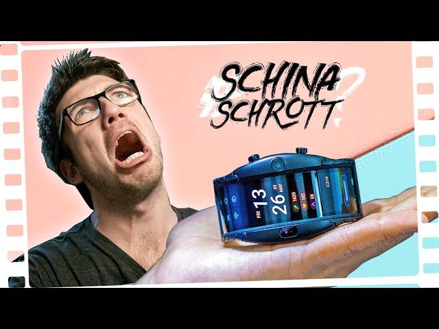 Wird #SchinaSchrott bald Apple, Samsung & Co überholen?!