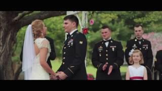 Hannah & Luke | Illinois Wedding