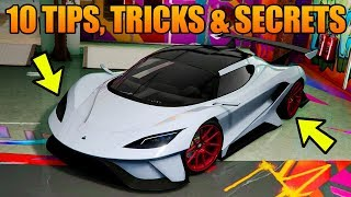 GTA 5 ONLINE - 10 THINGS YOU MUST KNOW ABOUT NEW DLC UPDATE! (GTA 5 Tips, Tricks & Secrets)