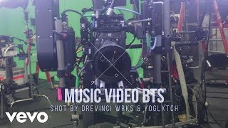 Migos Nicki Minaj Cardi B Motorsport Behind The Scenes