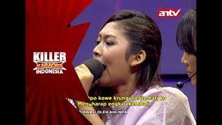 Bawa bantal ke Raja Ampat, mental Aini emang kuat! - Killer Karaoke Indonesia