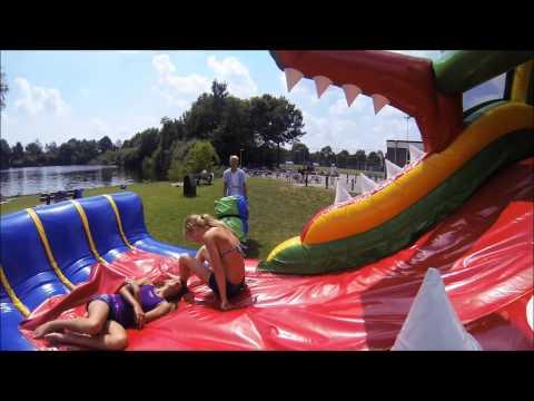 Intex aufblasbare krokodil zu verschenken auf schenko for Aufblasbarer pool 3m