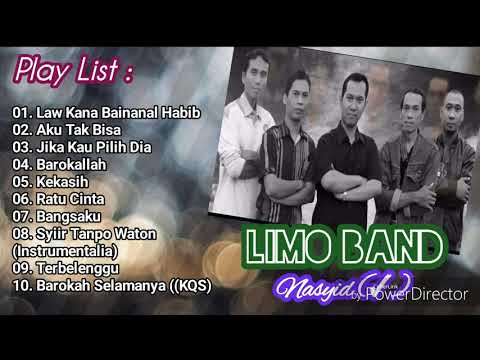 LIMO BAND ~ Full Album ~ Law Kana Bainanal Habib (Cover)