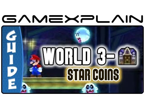 World 4-haunted house star coins super bros 2