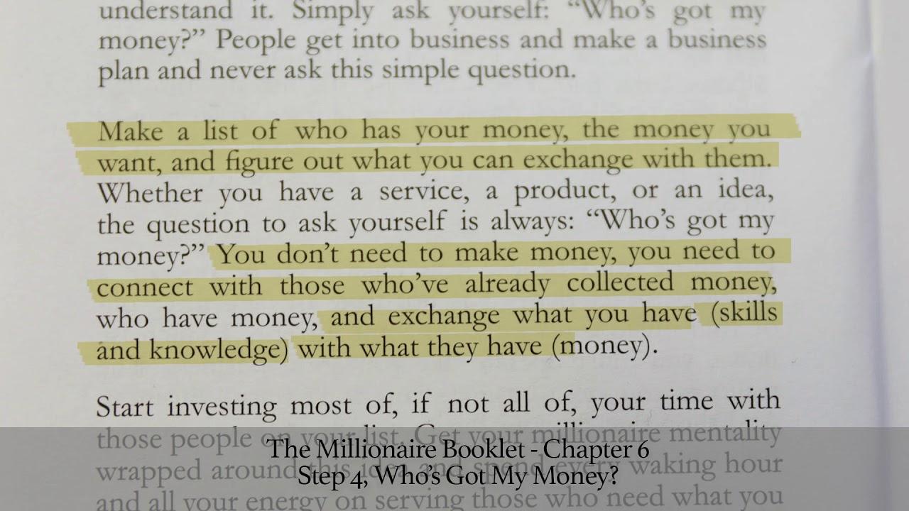 my money is your money