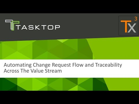 Automating Change Request Flow and Traceability Across The Value Stream