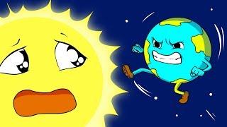 Et si le Soleil ne se Couchait Plus ?