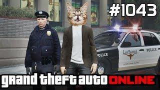 GTA 5 PC Online Po Polsku [#1043] POLICJANCI na SŁUŻBIE /z Bertbert