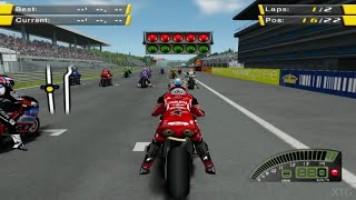 SBK-07 Superbike World Championship PS2 Gameplay HD (PCSX2)
