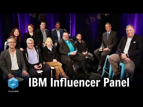 Influencer Panel | theCUBE NYC 2018