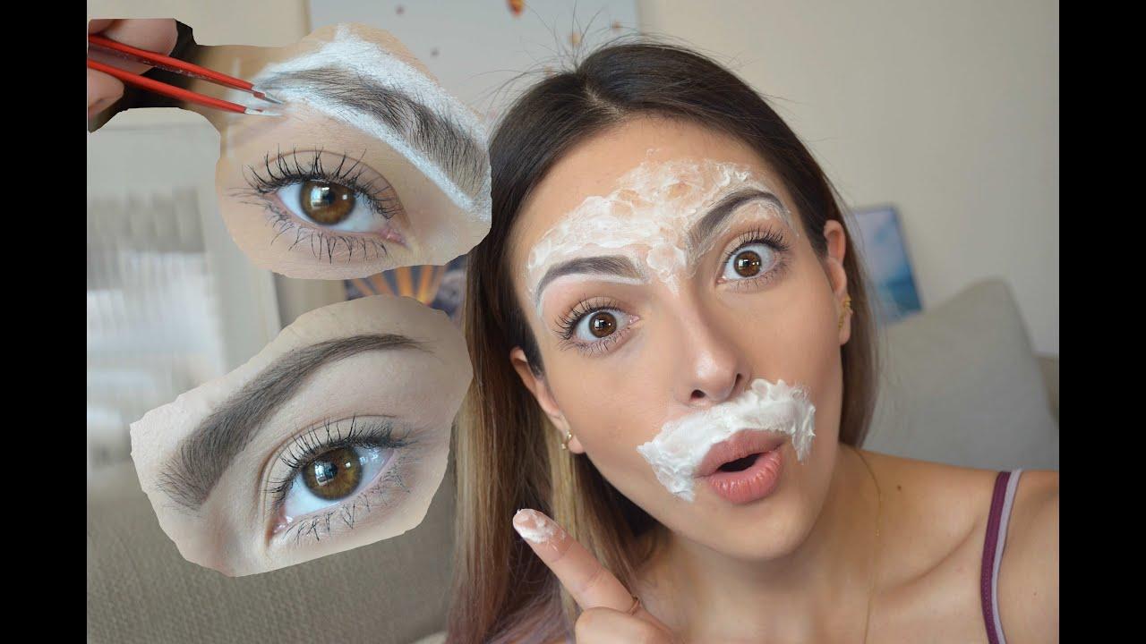Pasos para depilar con cera la cara