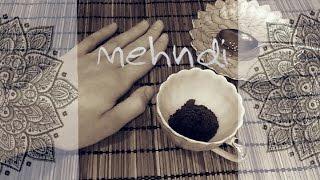 Подготовка кожи к нанесению мехенди / Preparation of the skin for the application of mehendi