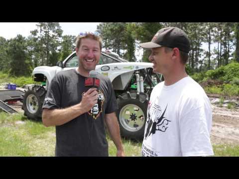 Pela Motorsports (Adam Pela) - Pre-Race Interview at Triple Canopy Ranch (2015)