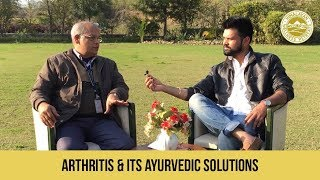 Arthritis & its management in Ayurveda (Vatashonita, Vatarakta)