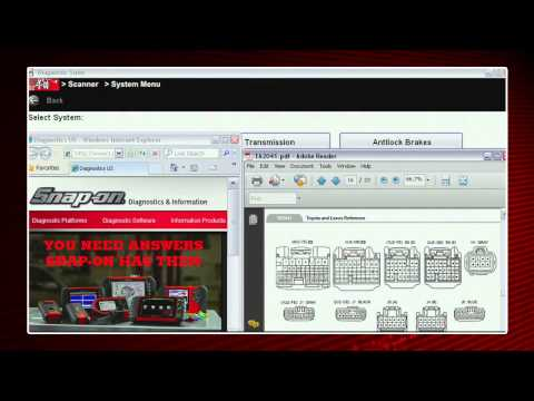 VERUS® Pro Diagnostic and Information System   Snap-on Tools
