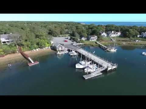 Drone  Harwich Harbor Tour 2016