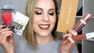 Chatty Get Ready with Me using New Makeup + My Texas Trip!