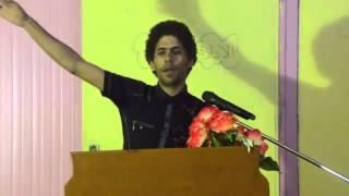 الشاعر علي ال عنان - قصيده حين مامر بجانبي- جديد 2015