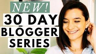 30 Days of Blogging Tips & Mom Hacks ● Juggle Motherhood & Blogging
