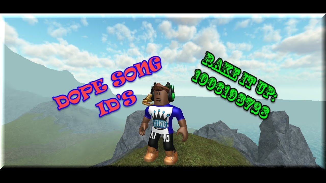 Roblox Music Codes Dope Youtube