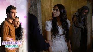 Aurora, dispuesta a descubrir el secreto de Severo | Mi adorable maldición - Televisa