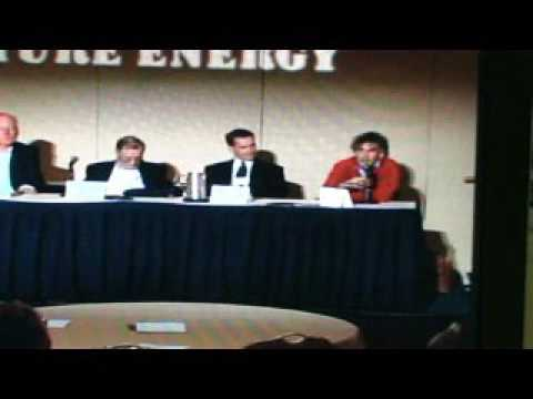 Fusion Expert Eric Lerner at COFE3 (3rd Conference on Future Energy)