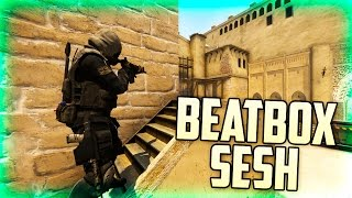 Beatbox Sesh in CSGO! (feat. Harmonica)
