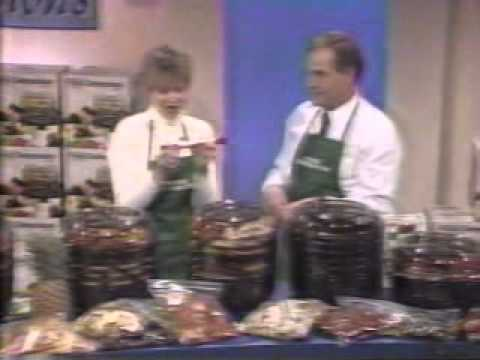 Incredible Inventions Ronco Food Dehydrator Infomercial 1991