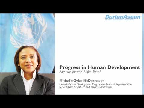 Progress in Human Development Are we on the Right Path?