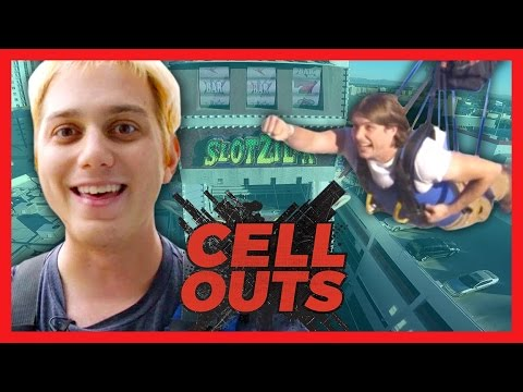 Download VEGAS ZIPLINE ACTION (Cell Outs) Pictures