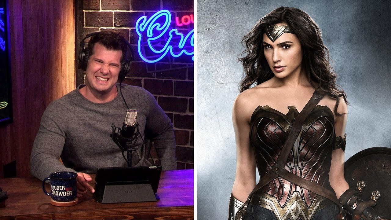 feminists-attack-new-wonder-woman-for-fat-shaming-louder-with-crowder