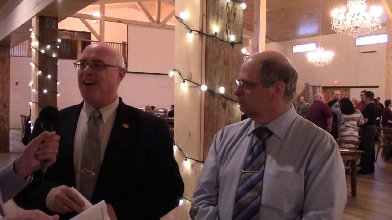 CCFA Annual Banquet  3-16-19