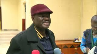 DÉCEPTION DE L'OPPOSITION APRES LES RÉSULTATS DE L'ELECTION PRÉSIDENTIELLE AU ZIMBABWE