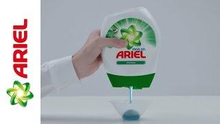 How to Use Ariel Gel - Ariel