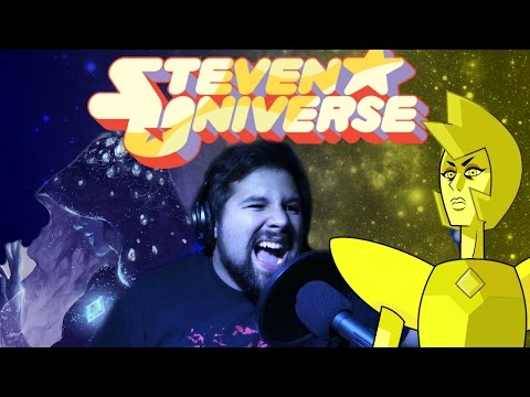 Steven Universe - What's the Use of Feeling Blue (Cover by Caleb Hyles)