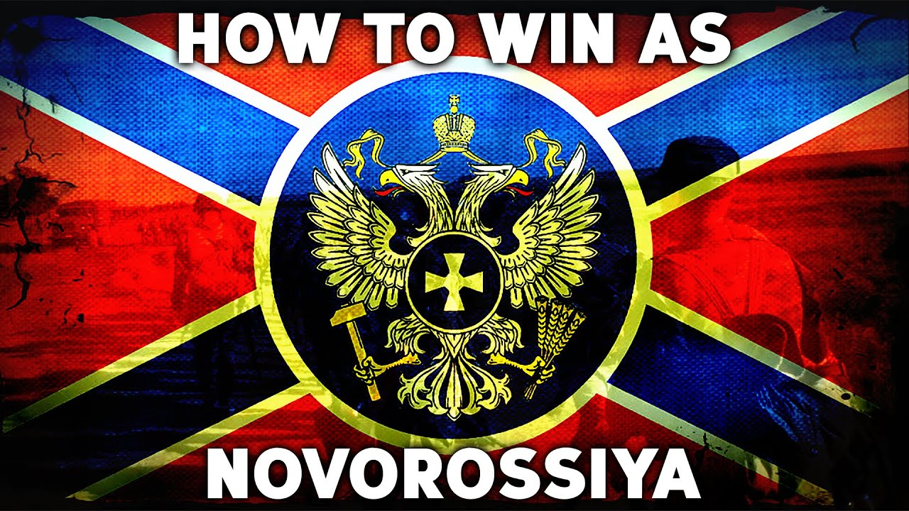 HOI4: Millennium Dawn - How to Win as Novorossiya